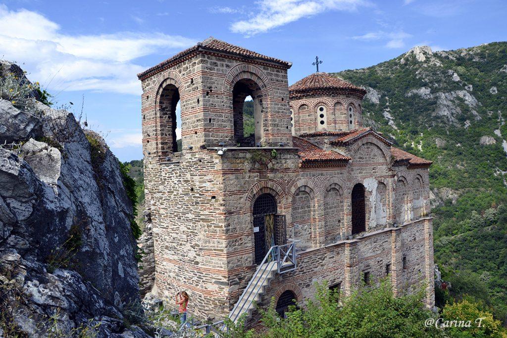 Fortareata lui Asen, Asenovgrad (Bulgaria)